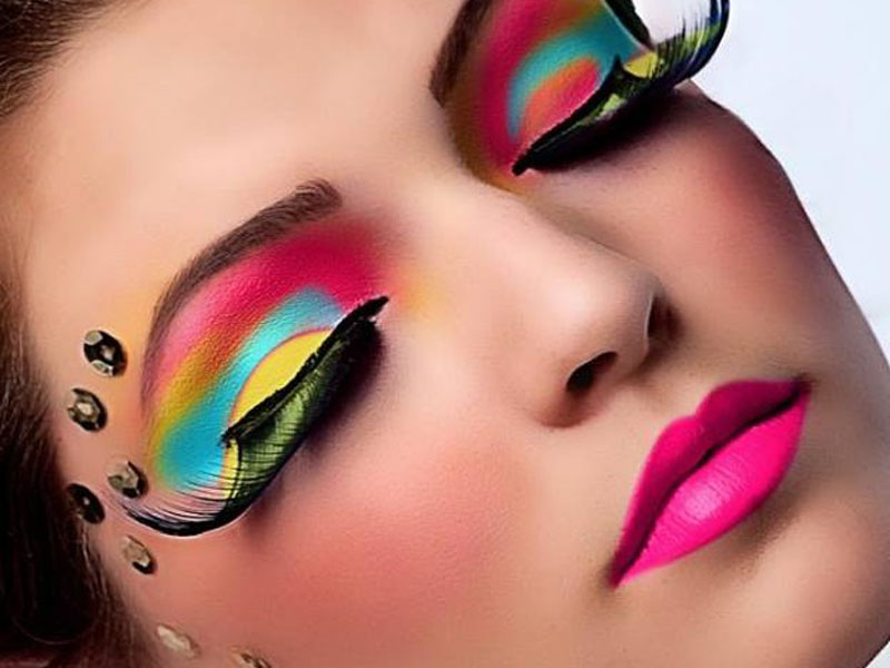 Advanced Make Up Course – 8 months