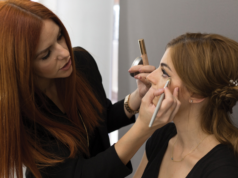 Advanced Make Up Course – 8 μήνες
