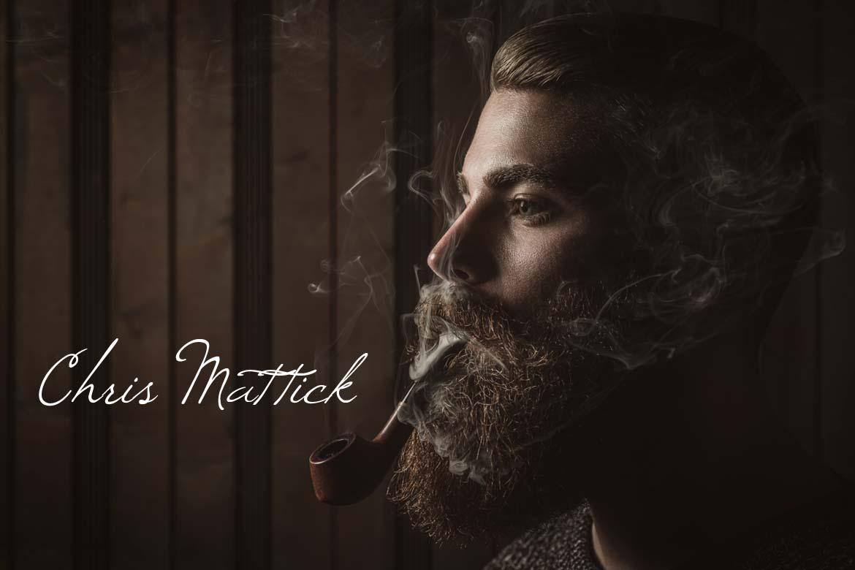 Barbering Seminar – CHRIS MATTICK
