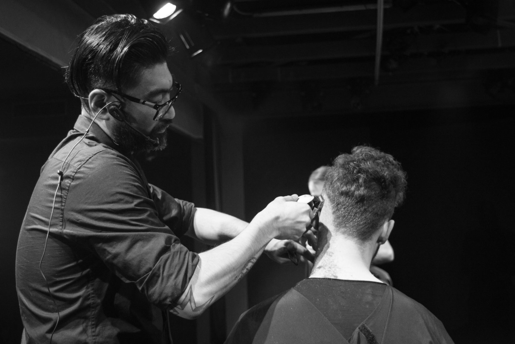 Clipper & fading – 2 days course