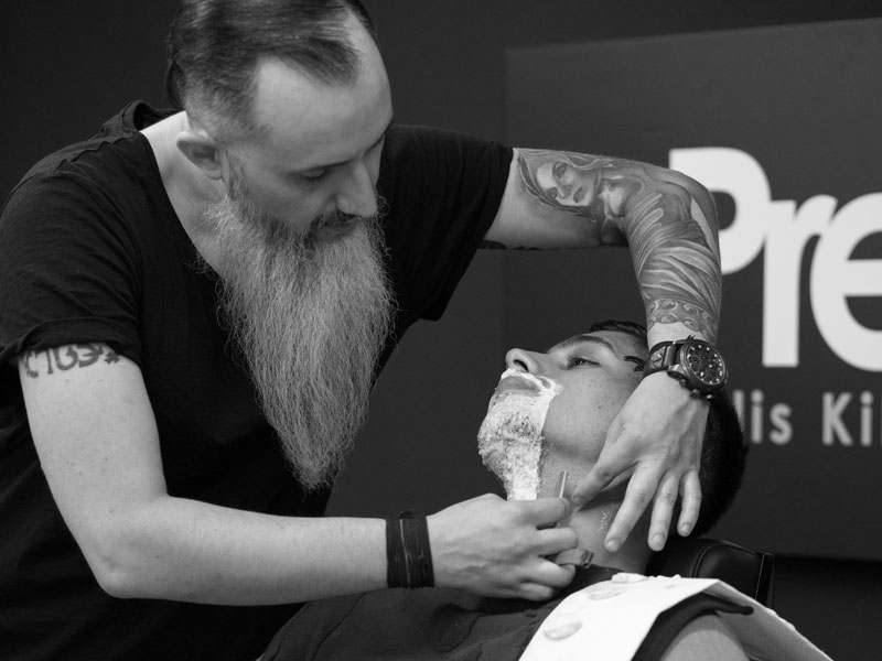 Traditional Shaving Course – 4 sessions
