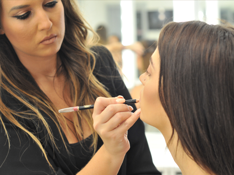 Advanced Make Up Course - 8 μήνες