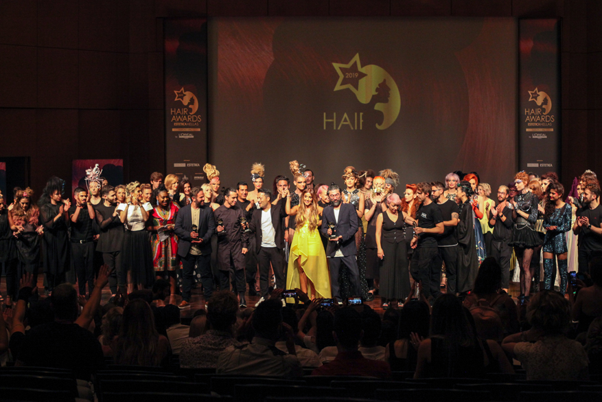 HAIR AWARDS 2019 – by ESTETICA